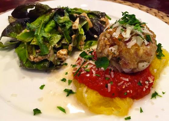 Turkey Meatballs 1