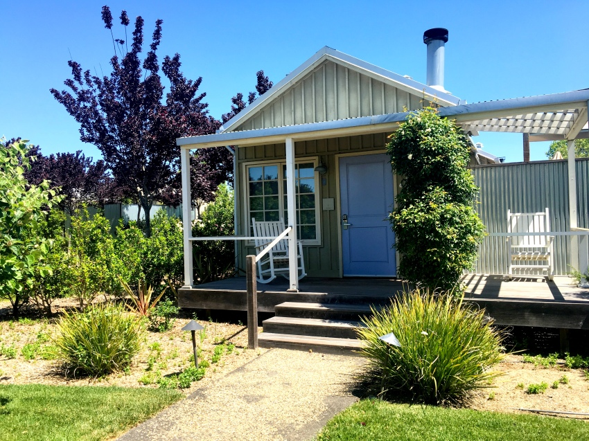 Our cute cottage!