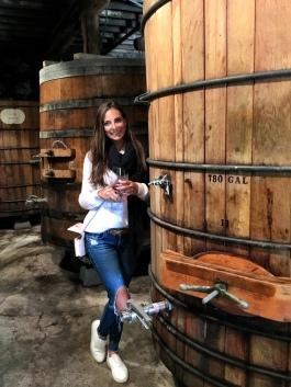 mayacamas- me in barrels