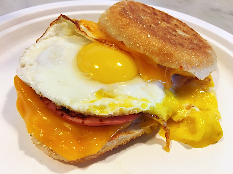 The Breakfast Sandwich